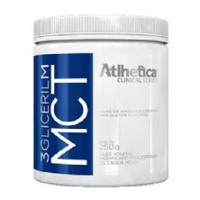 MCT 3 Glicerilm - 250g em pó - Atlhetica Nutrition
