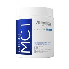 MCT C8+C10 - 250g em pó - Atlhetica Nutrition