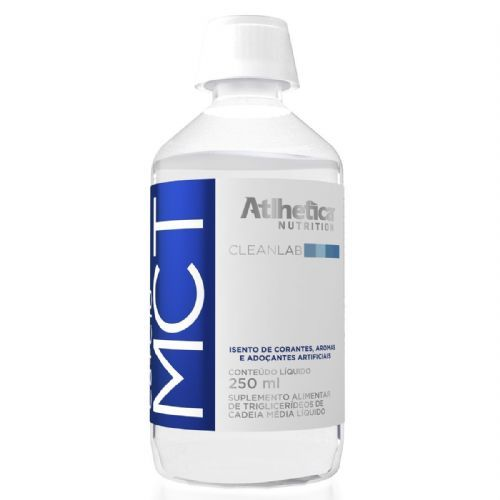 MCT C8+C10- 250ml - Atlhetica Nutrition no Atacado