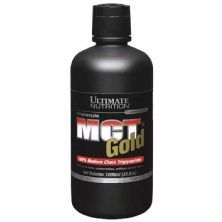 MCT Gold Premium - 1000ml Natural - Ultimate Nutrition