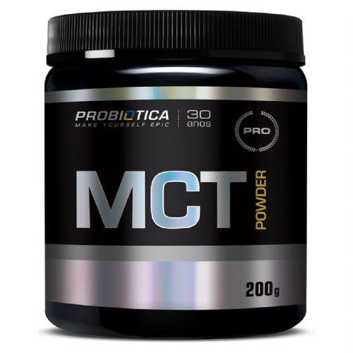 MCT Powder Nova Fórmula - 200g - Probiótica no Atacado