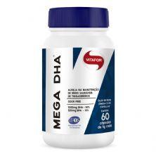 Mega Dha - 60 Cápsulas - Vitafor