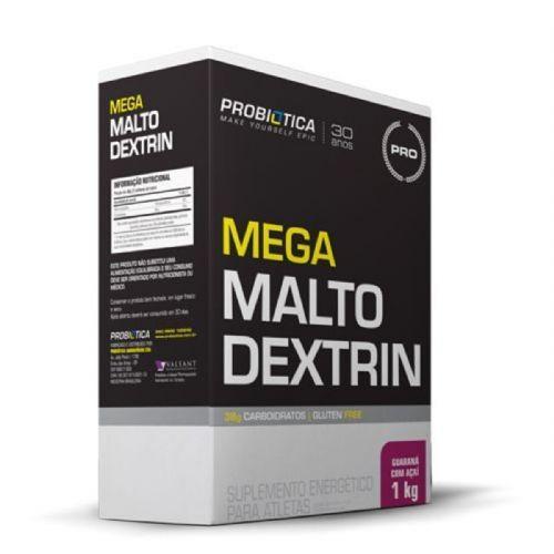 Mega Maltodextrin - 1 Kg Guaraná com Açaí - Probiótica no Atacado