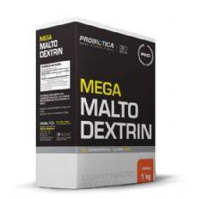 Mega Maltodextrin - 1 Kg Laranja - Probiótica