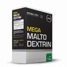 Mega Maltodextrin - 1 Kg Limão - Probiótica