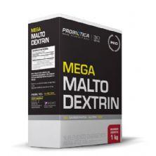 Mega Maltodextrin - 1 Kg Morango Silvestre - Probiótica