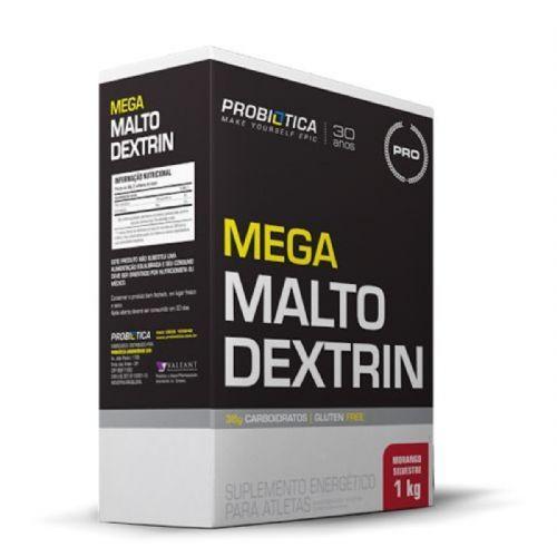 Mega Maltodextrin - 1 Kg Morango Silvestre - Probiótica no Atacado