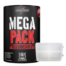 Mega Pack Hardcore - 15 Saches + Porta Cápsula - Integralmedica