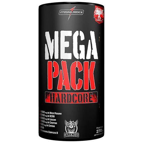 Mega Pack Hardcore - 30 Saches - Integralmedica
