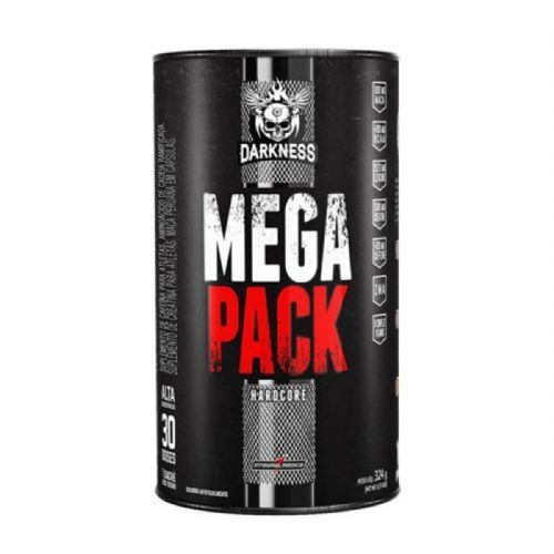 Mega Pack Hardcore - 30 Sachês - IntegralMédica no Atacado