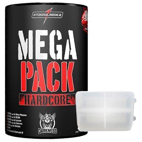 Mega Pack Hardcore - 30 Saches + Porta Cápsula - Integralmedica
