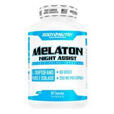 Melaton Night Assist - 60 Cápsulas - Body Nutry