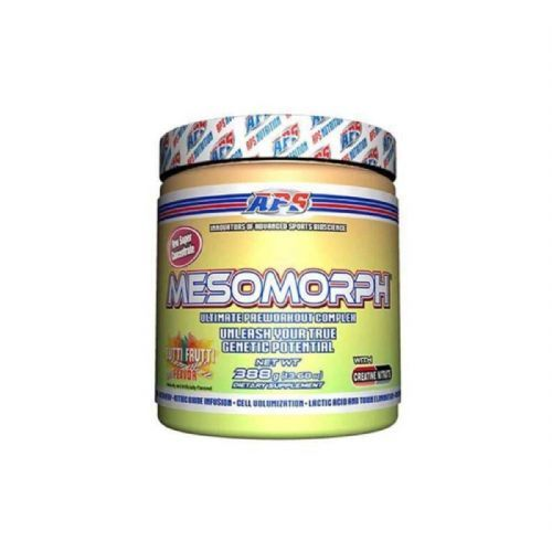 Mesomorph - 388g Tutti frutti - APS no Atacado
