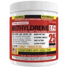 Methyldrene EPH 25 Eca Stack - 270g  Tangerina - Cloma Pharma