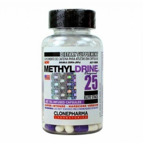 Methyldrine - 60 Cápsulas - Clone Pharma no Atacado