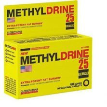 MethylDrine - 60 Tablets - Clone Pharma