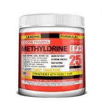 Methyldrine EPH pré-treino - 270g Tangy Tangerine - Clone Pharma