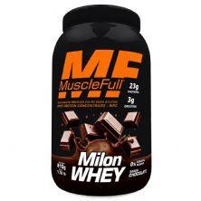 Milon Whey - 810g Chocolate - MuscleFull