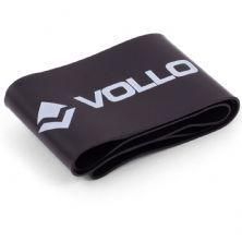 Mini Faixa de Exercício 5cm - Nível Extra forte  Preto - Vollo Sports