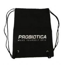 Mochila Preta Probiótica