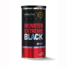 Monster Extreme Black New Power Formula - 44 Packs - Probiótica*** Data Venc. 31/10/20