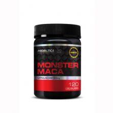 Monster Maca Peruana - 120 Cápsulas - Probiotica