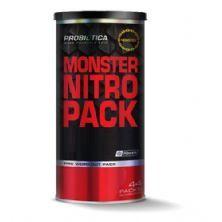 Monster Nitro Pack Nova Formula - 44 Packs - Probiótica