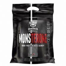 Monsterone Darkness - 3000g Refil Baunilha - IntegralMedica*** EMBALAGEM AVARIADA *** Data Venc. 31/08/2021