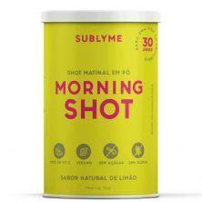 Morning Shot - 150g Limão - Sublyme