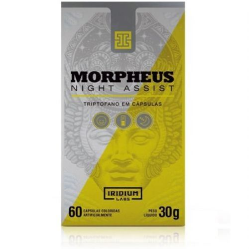 Morpheus Night Assist - 60 Cápsulas - Iridium no Atacado