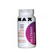 Multimax Femme - 120 cápsulas - Max Titanium