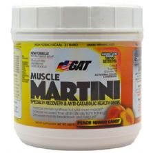 Muscle Martini - Peach Mango 365g - GAT
