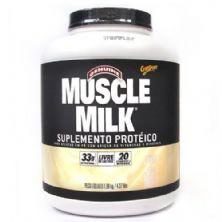 Muscle Milk - 1980g Biscoitos e Creme - Cytosport
