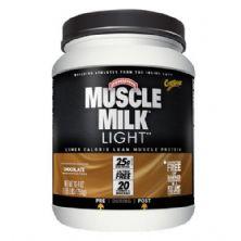 Muscle Milk Light - 750g Chocolate - Cytosport