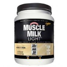 Muscle Milk Light - 750G Cookies - Cytosport