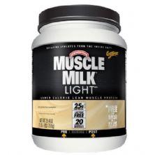 Muscle Milk Light - 750g Morango - Cytosport