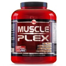 Muscle Plex - 2000G Morango - Vitafor