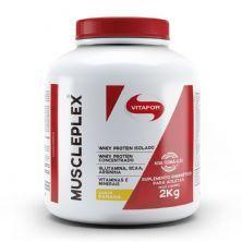 MusclePlex - 2000g Banana - Vitafor
