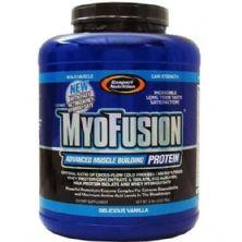 Myofusion - Baunilha 2267g - Gaspari Nutrition