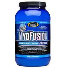 Myofusion - Baunilha 907g - Gaspari Nutrition