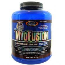 Myofusion - Chocolate 2267g - Gaspari Nutrition