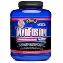 Myofusion - Morango 2267g - Gaspari Nutrition