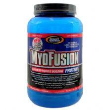 Myofusion - Morango 907g - Gaspari Nutrition