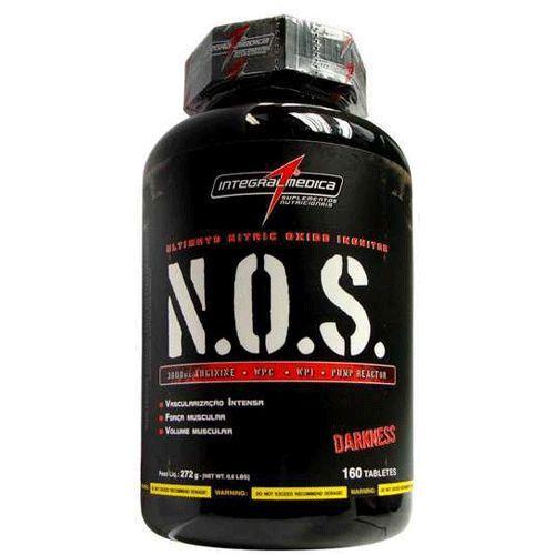 N.O.S Darkess - 160 tabletes - Integralmédica