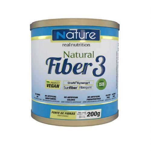Natural Fiber 3 - 200g - Nutrata no Atacado