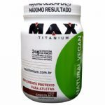 Natural Vegan - Sabor Chocolate 500g - Max Titanium