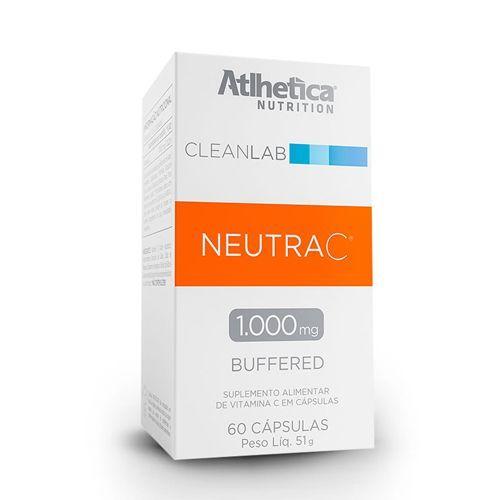Neutra C 1000mg - 60 Cápsulas - Atlhetica Nutrition no Atacado