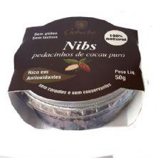 NIBS Pedacinhos de Cacau - 50g - Gobeche