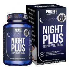 Night Plus - 60 Cápsulas Softgel - Profit Laboratórios