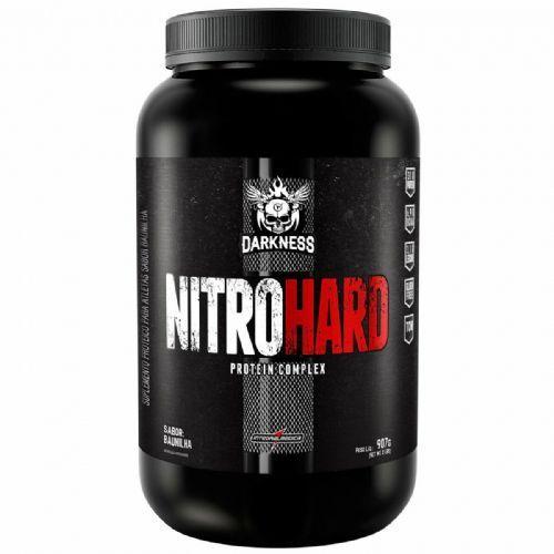 Nitro Hard Darkness - 907g Baunilha - IntegralMédica no Atacado
